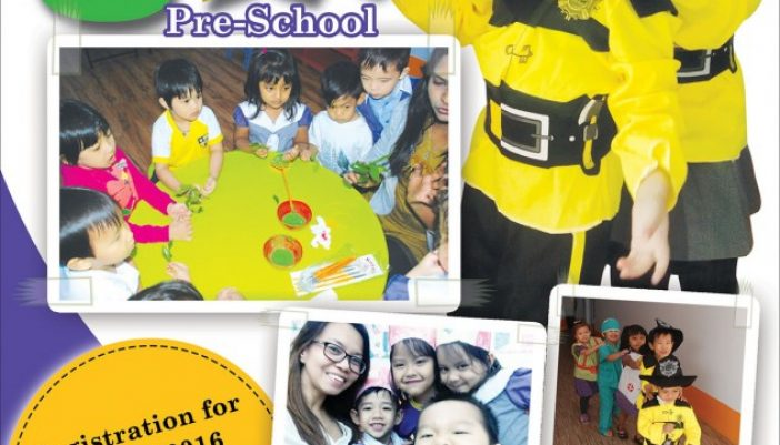 Announcement: SuperCity Pre-school is open for Registration