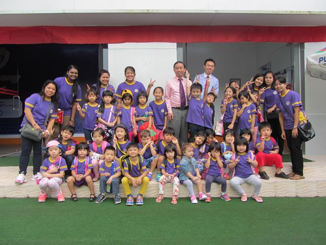 Educational Trip to Candy Land for Preschool, Pri 1 and Pri 2 students (28 Aug 2015)