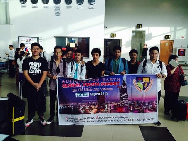 Global Youth Summit 2015 (11 – 17 Aug 2015)