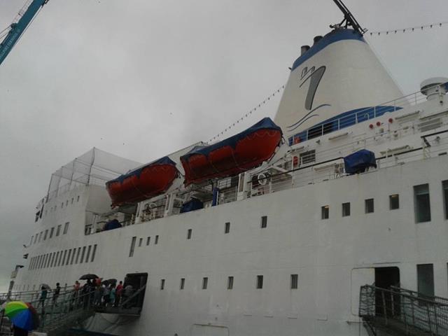 Educational Trip To The Logos Hope Cruise Ship For S And RVi - Educational cruise ships