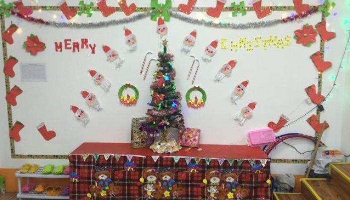 Classroom Decor Singapore ~ Inter class christmas classroom decoration competition