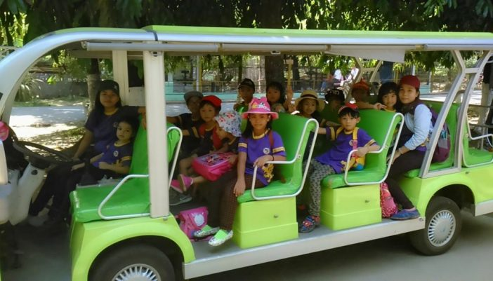 Pre-School Education Trip to the Yangon Zoo (14 March 2017)