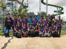 Secondary Level School Trip to Yangon Waterboom (6 June 2017)