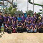Secondary Level School Trip to Yangon Waterboom (6 June 2017)