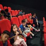 Movie Time for K1 to A Level students (13 Dec 2017)