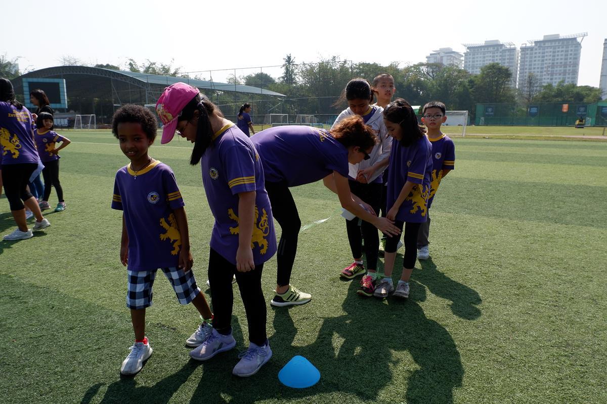 SIS Sports Day (7 Feb 2018)