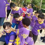 Scavenger Hunt at People's Park (29 March 2018)
