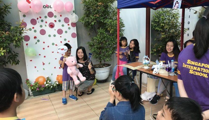 SIS Open House, Charity Fun Fair & Thingyan Celebration 2018