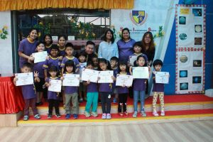 Award Ceremony for SIS Union Day Celebration & SIS Futsal League (29 March)