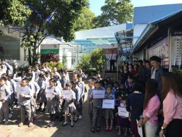 Emergency Evacuation Drill (16 May 2018)