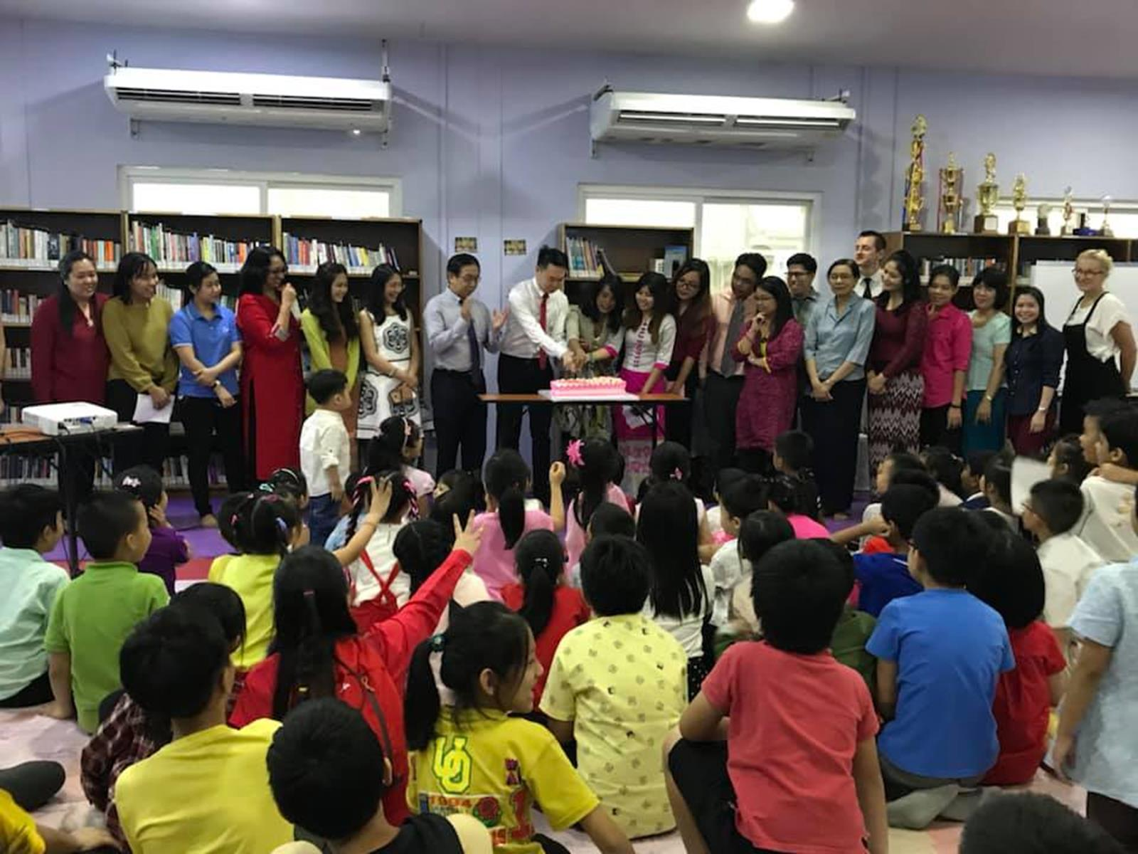 SIS Teachers' Day Celebration 2018 (28 Sep)