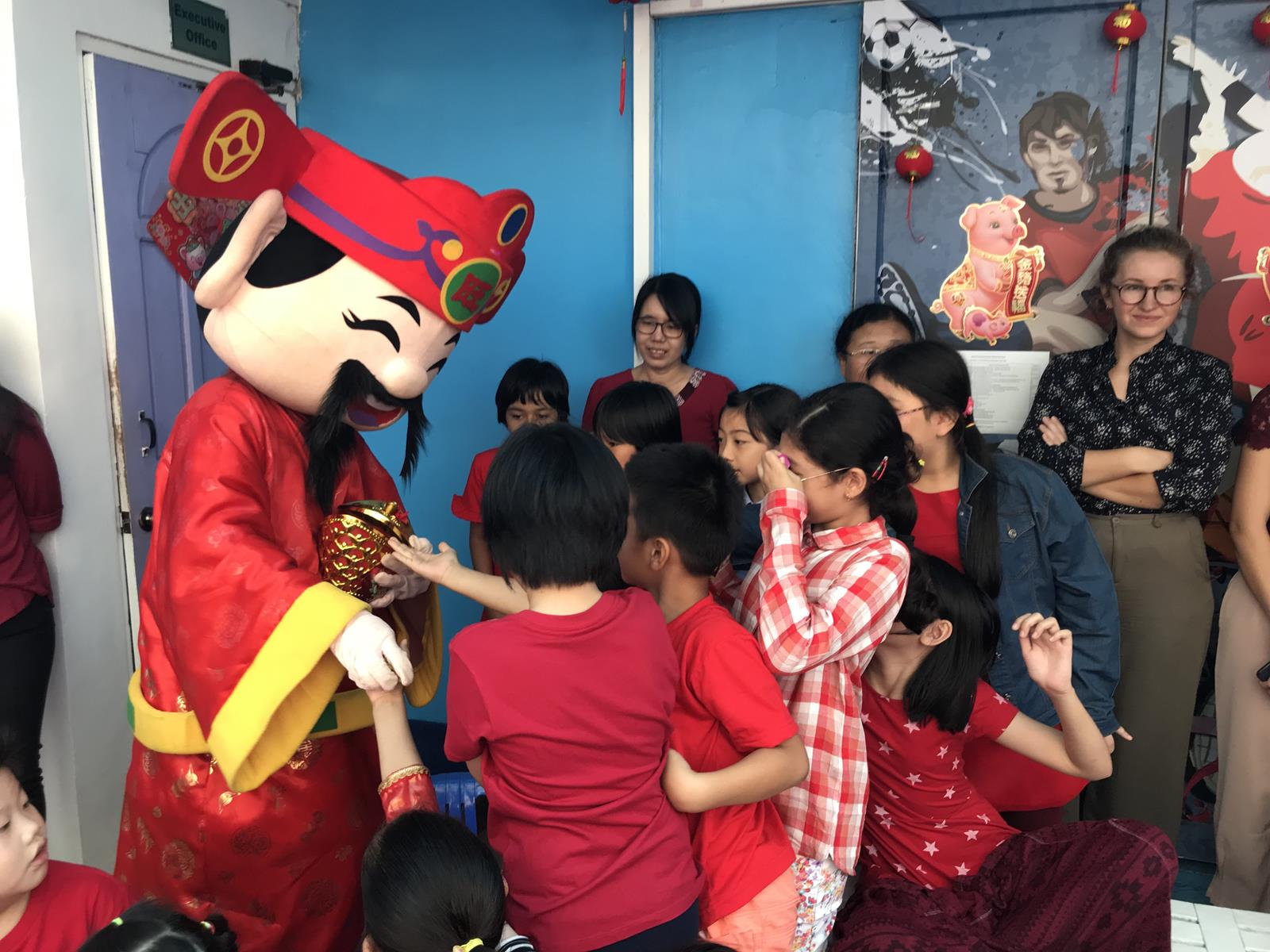 SIS Lunar New Year Celebration 2019