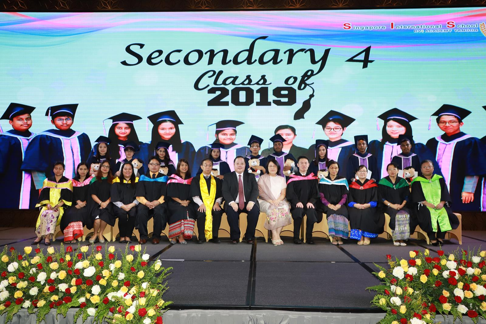 SIS Graduation & Promotion Ceremony 2019