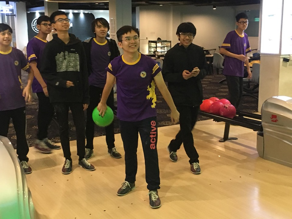 Bowling for High School students