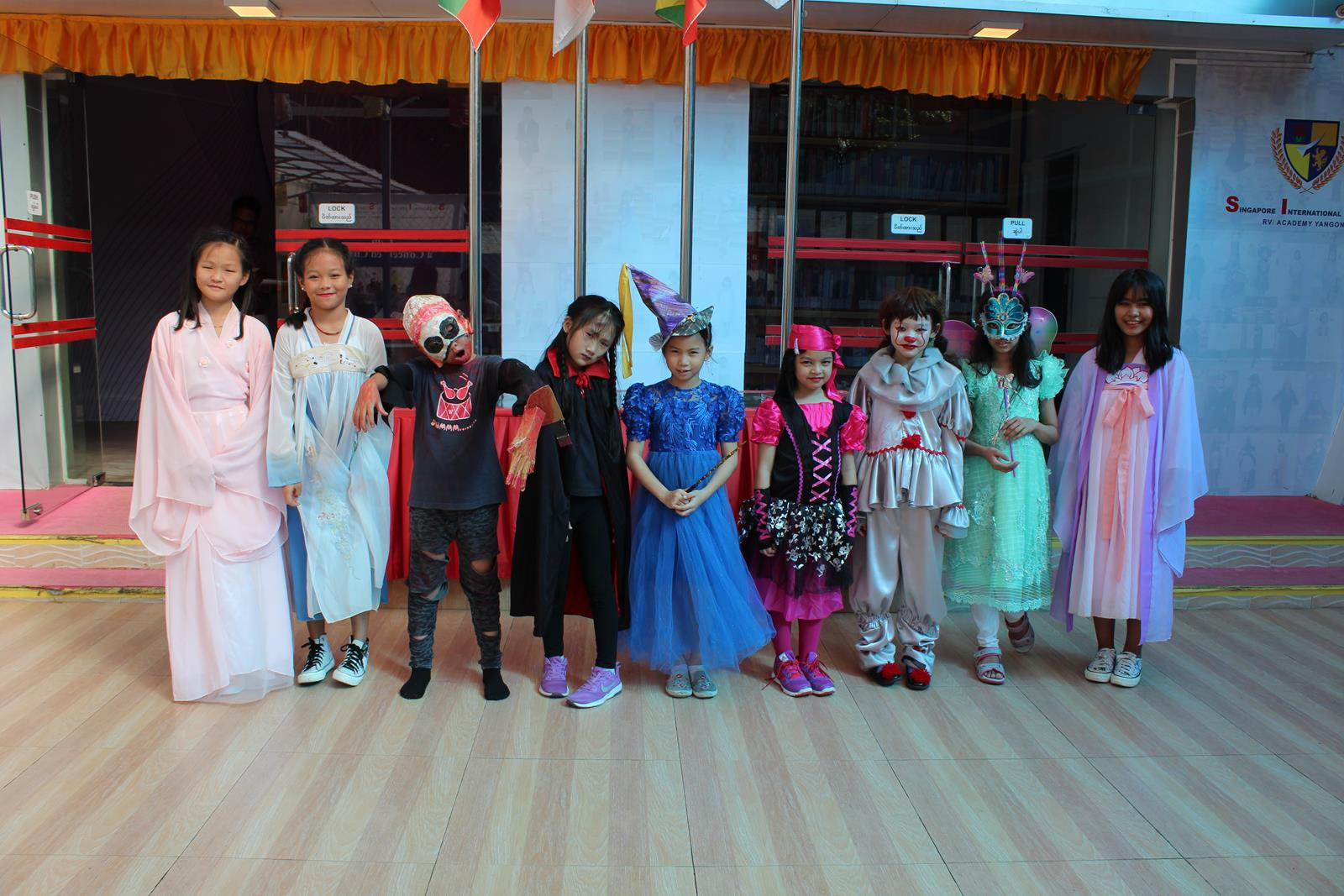 SIS Fancy Dress Showcase 2019