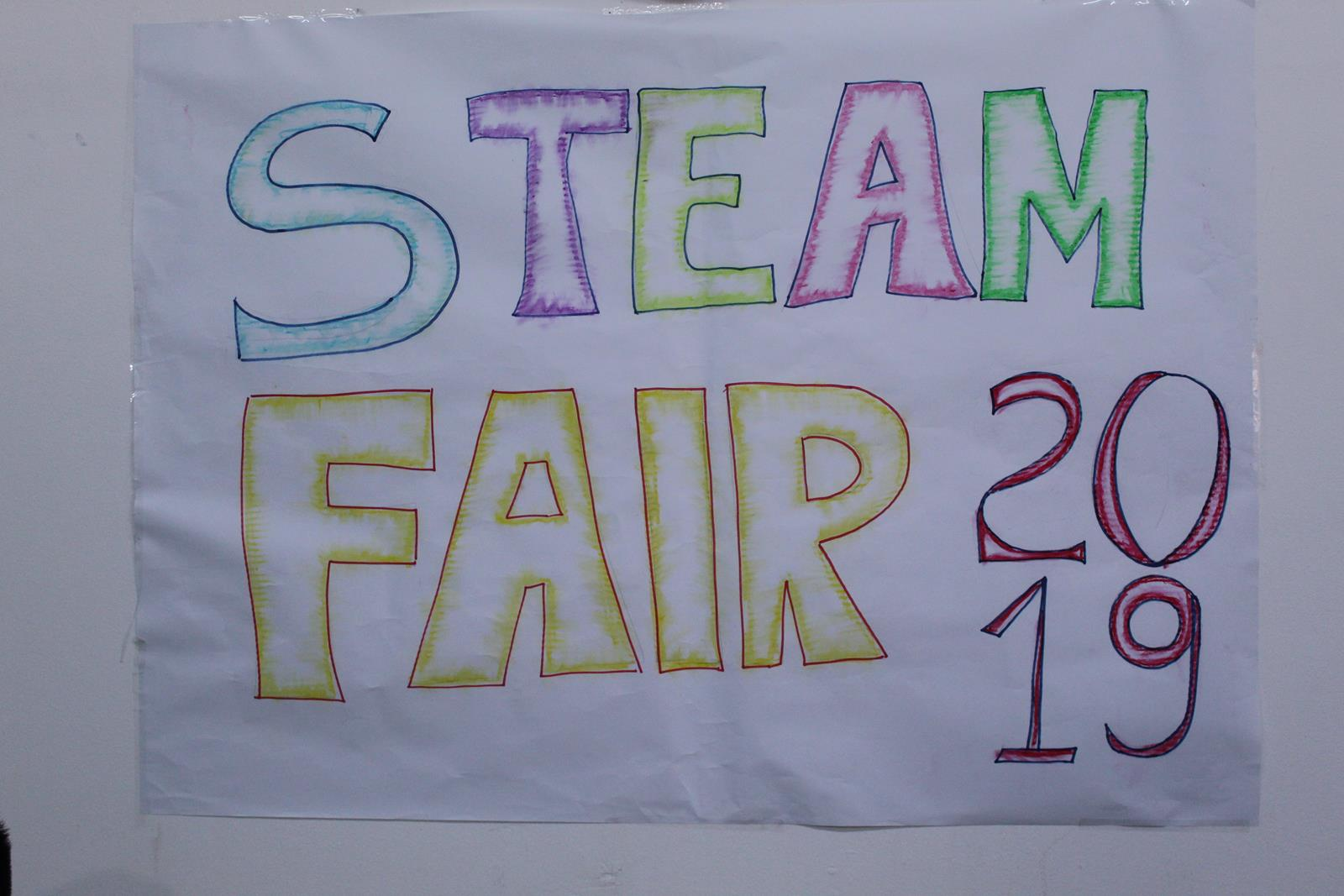 SIS STEAM Fair 2019