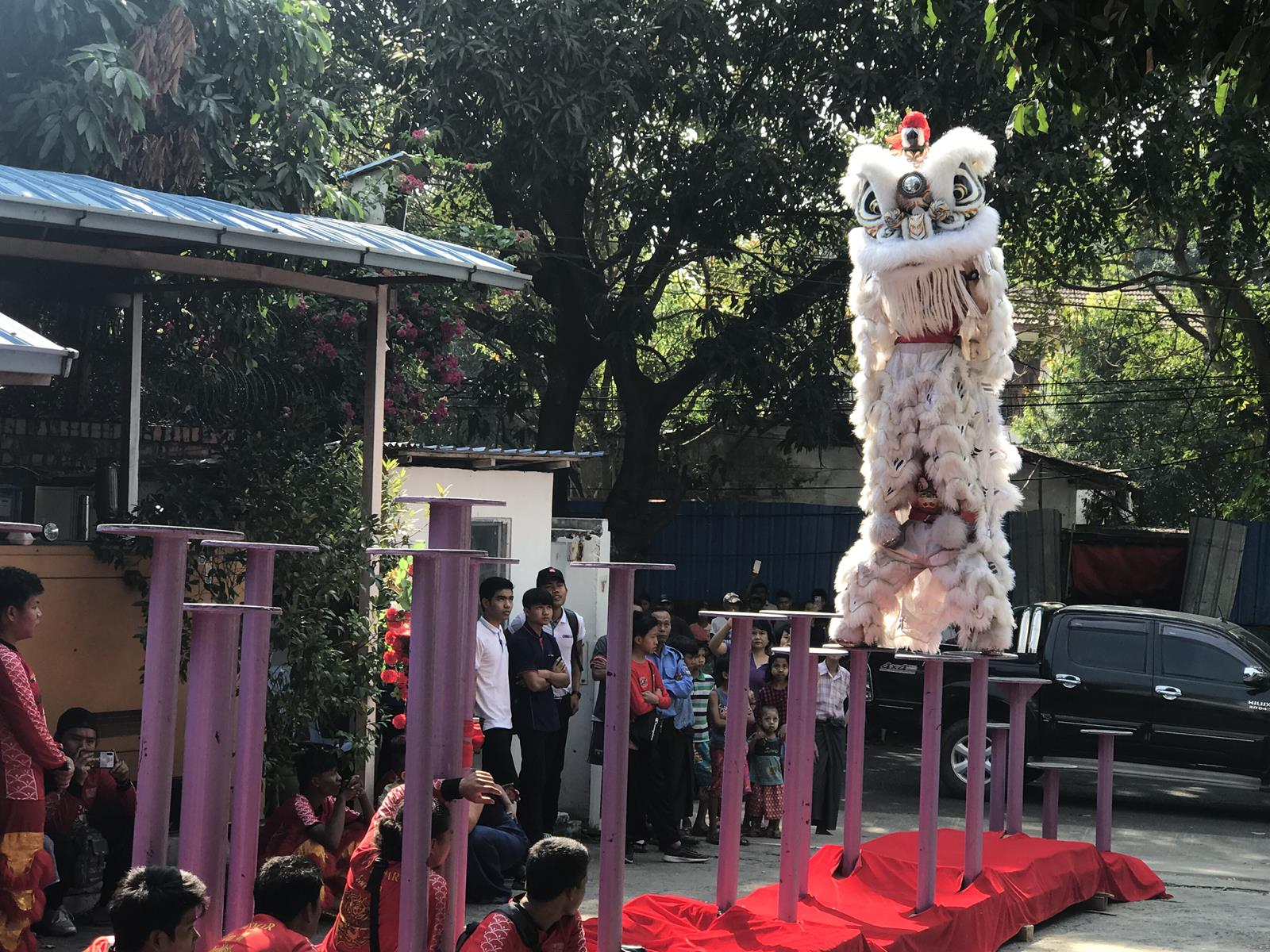 SIS Lunar New Year Celebration 2019