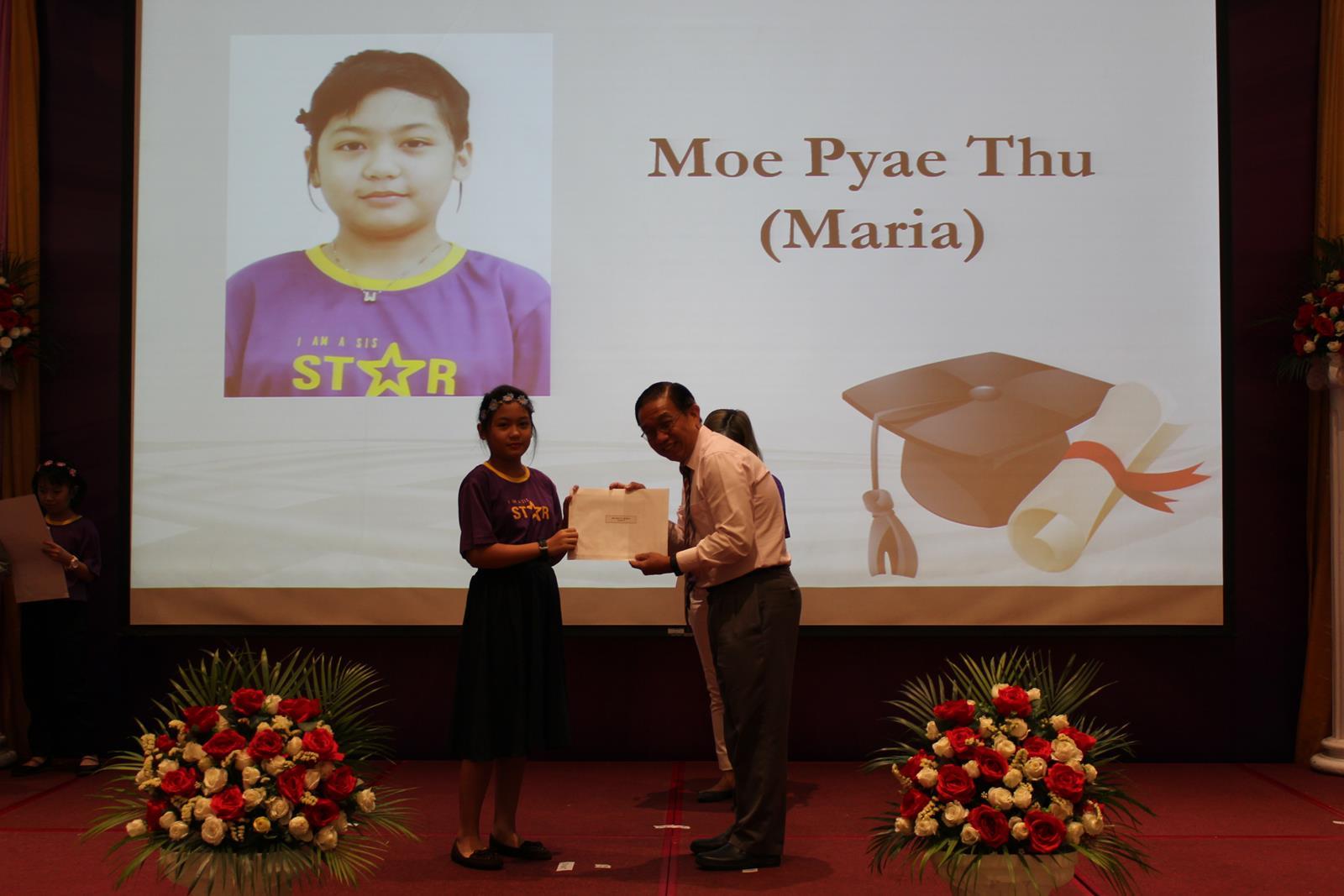 Graduation Ceremony of SIS Summer Programme 2019