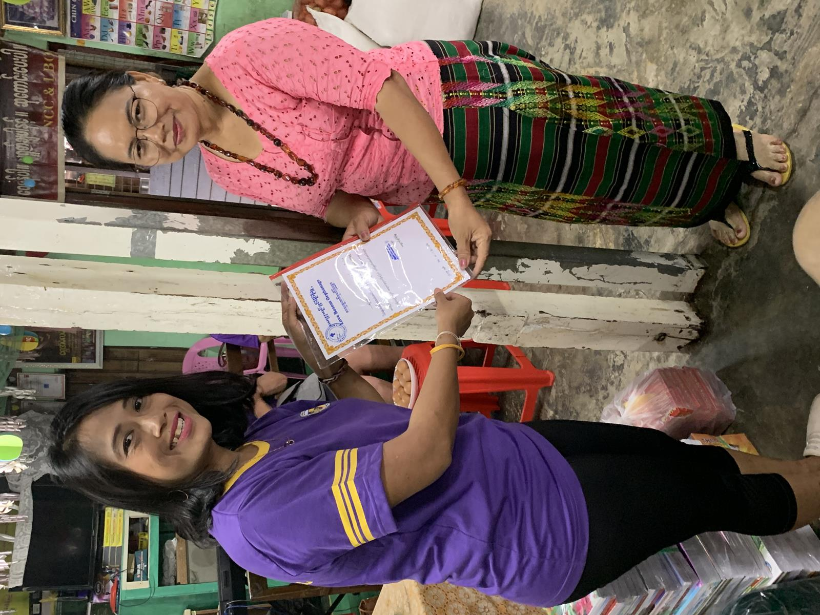Charity Donation Trip to Love Bosom Orphanage (10 May 2019)