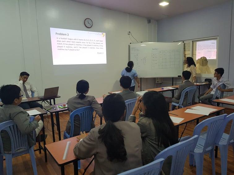 SIS Mathematics Competition 2019