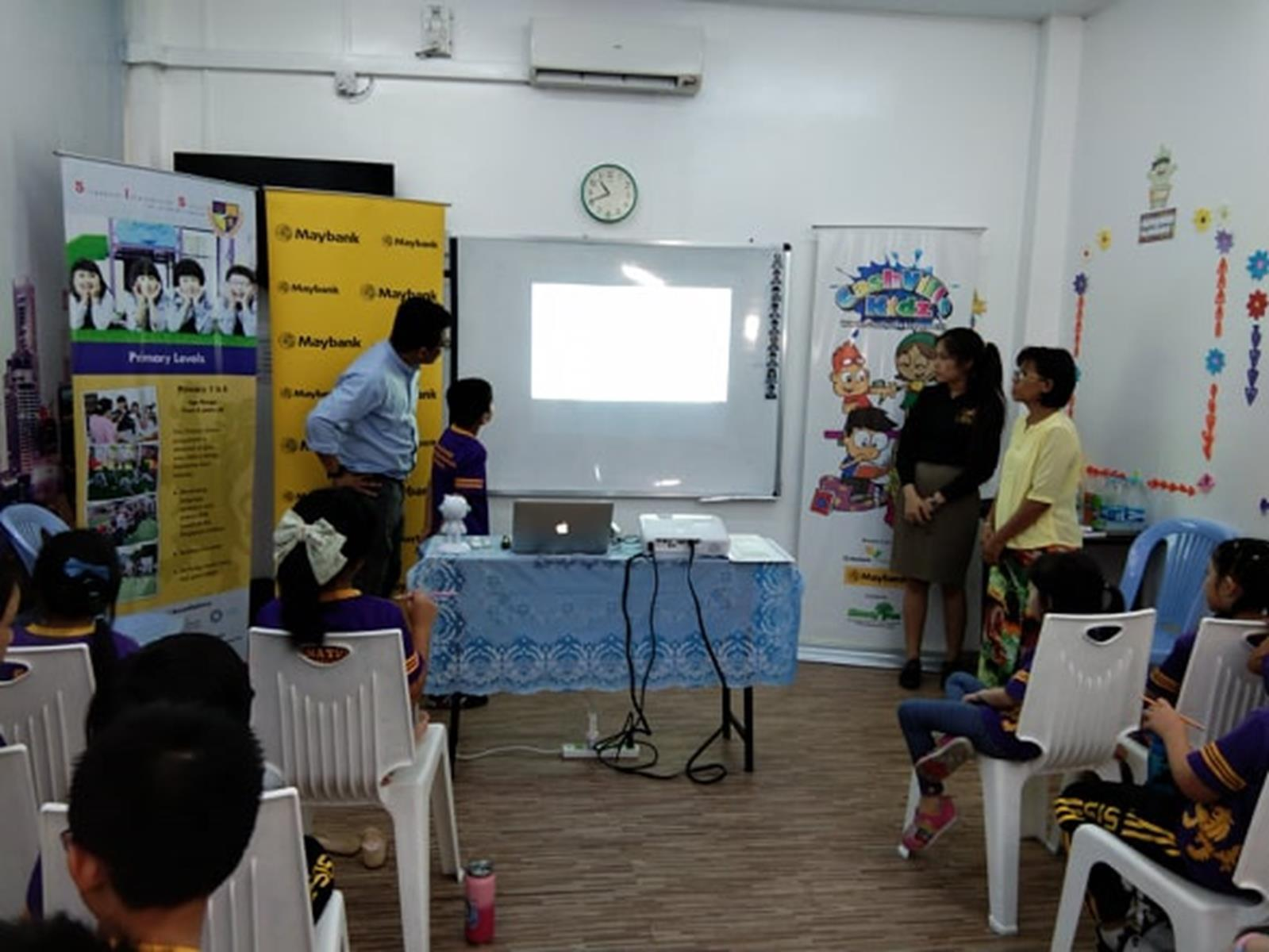 CashVille Kidz Financial Literacy Programme